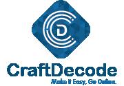 Craftdecode logo size 122-30-02